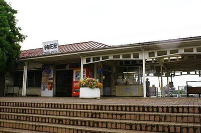 小前田駅まで3300m