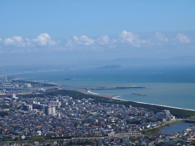 平塚は海も山も川もある自然豊かな街です。
