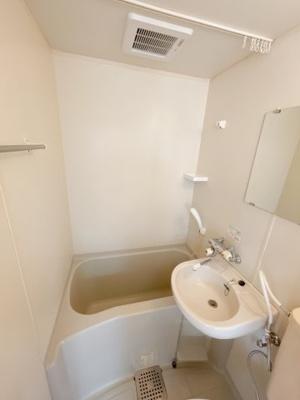 【浴室】ファミール中野島