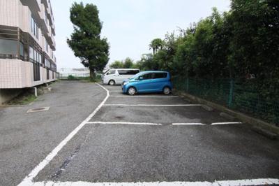 【駐車場】リヴェール21日吉