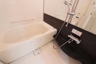【浴室】パークホームズあべの筋