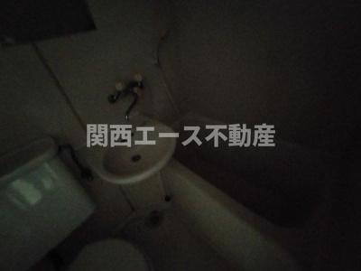 【浴室】レオハイツ若江