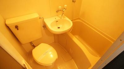 【浴室】シャルム小松原