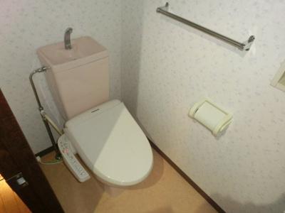【トイレ】エヴァ諏訪野