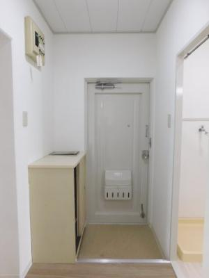 【玄関】サンコーポ小林