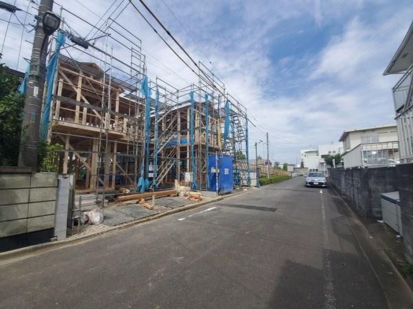 八王子市鹿島の新築一戸建の画像
