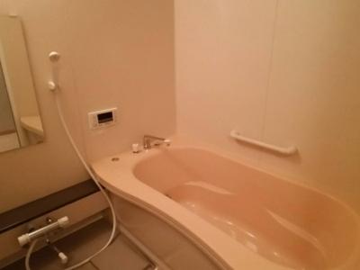 【浴室】リビングタウン八日市場D