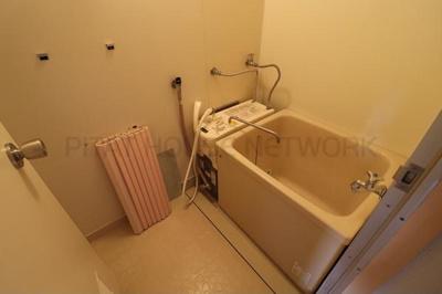 【浴室】コーポフジヨシ