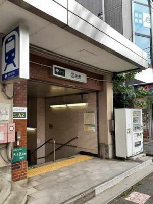 白山駅まで627m