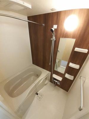 【浴室】ガイア東大前
