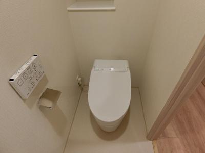 【トイレ】オープンレジデンシア飯田橋