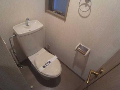 【トイレ】OLIO九段下