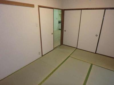 【和室】マンション ウィスタリア