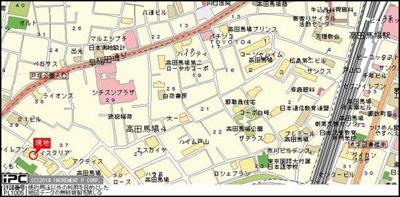 【地図】マンション ウィスタリア