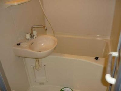 【浴室】エスコート芝公園