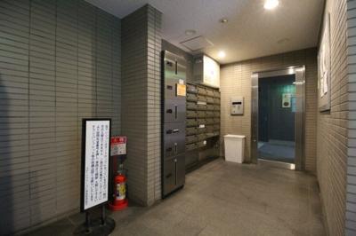 【エントランス】ステージファースト原宿