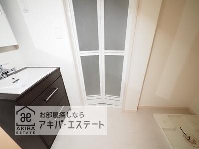 【洗面所】リブリ・たんぽぽ