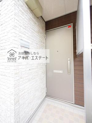 【玄関】リブリ・たんぽぽ