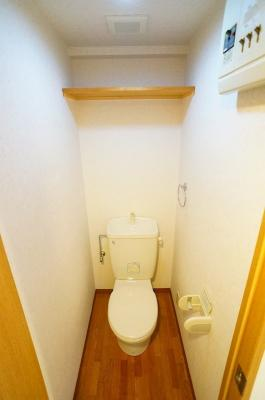 【トイレ】メイプル等持院