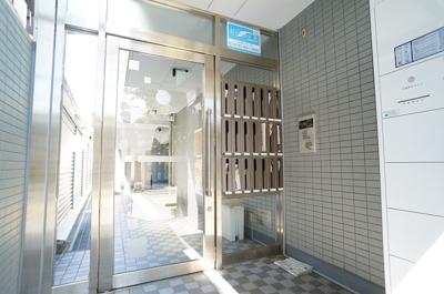 【エントランス】メイプル等持院