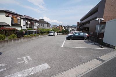 【駐車場】フォレストハサマ