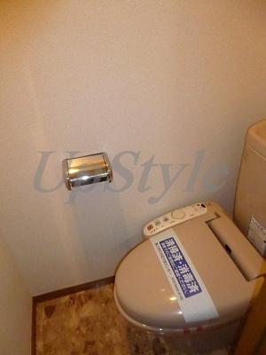 【トイレ】ステージファースト白山
