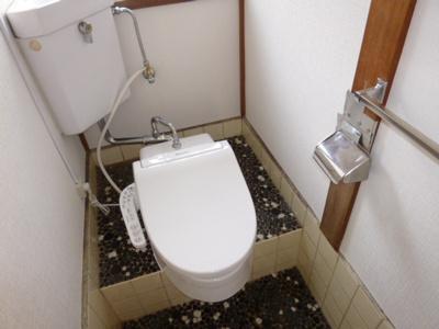 【トイレ】北畝5丁目貸家(12-15)