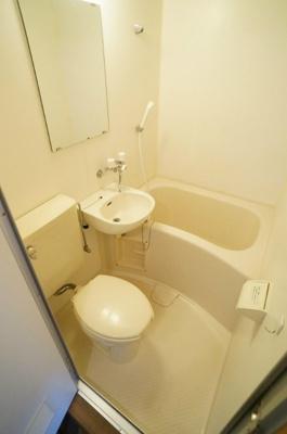 【浴室】リンデンハイム