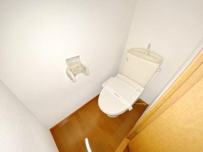 【トイレ】レオパレスIWAI