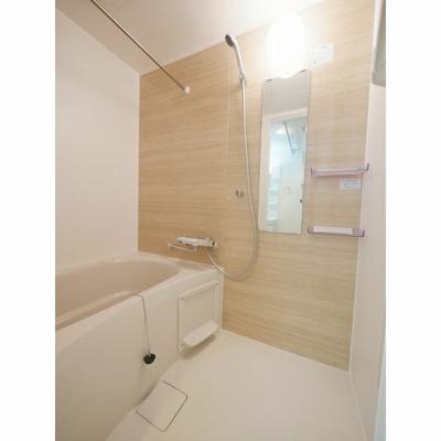 【浴室】ALPHA中島公園