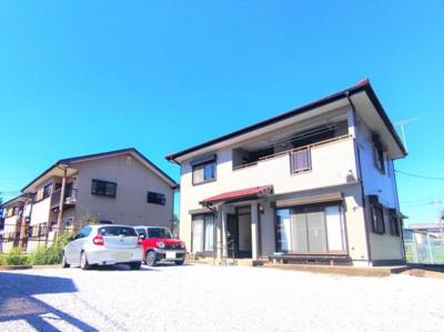 【外観】鹿沼市樅山町 5DK 中古住宅