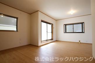 【居間・リビング】旭区 太子橋3丁目 戸建