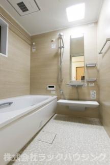 【浴室】旭区 太子橋3丁目 戸建