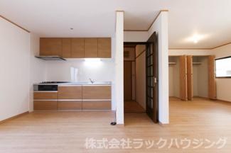 【キッチン】旭区 太子橋3丁目 戸建