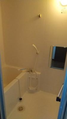 【浴室】ラシュラント大沢