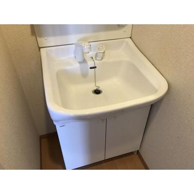 【独立洗面台】ベルネージュ札幌