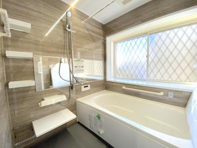 【浴室】土地約57坪!フルリフォーム/瀬谷区本郷3丁目