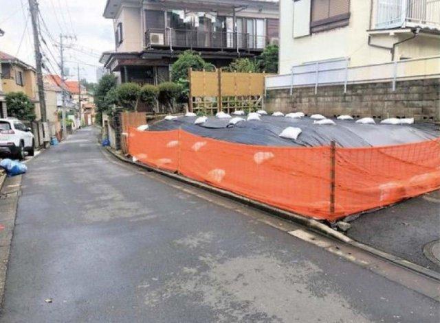 【外観】仲介手数料無料 練馬区下石神井6丁目建築条件無売地