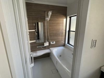 【浴室】高崎市萩原町の中古戸建