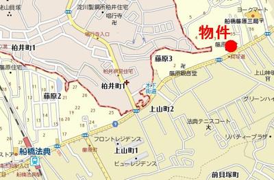 【地図】エフ・エス