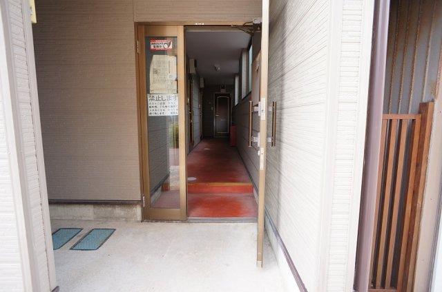 【エントランス】コーポフリージア