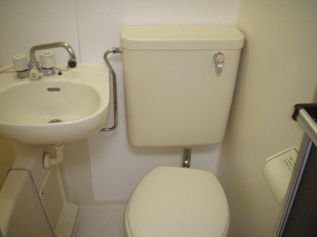 【トイレ】ミキハウス