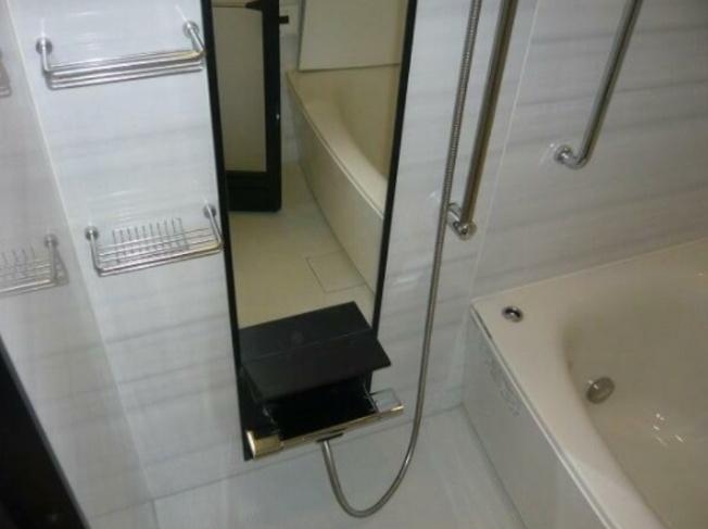 【浴室】オーベルアーバンツ神楽坂(オーベルアーバンツカグラザカ)