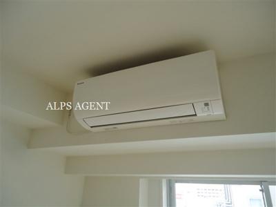 引っ越しの費用を抑えられるエアコン付き。同一仕様