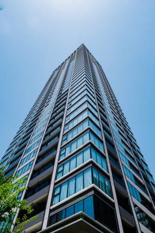 【外観】梅田徒歩圏内好立地タワーレジデンス!39階建て免震・制震構造です!