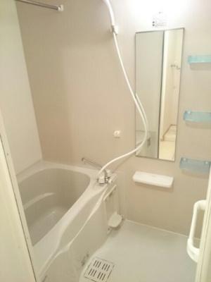 【浴室】サニーリブA棟