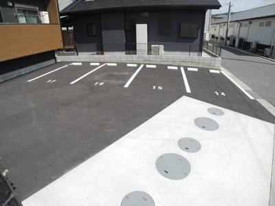 【駐車場】ヴィオラ青葉台