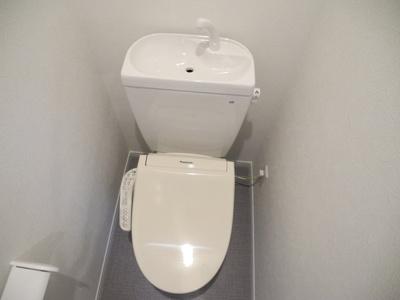 【トイレ】ヴィオラ青葉台