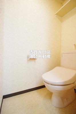 【トイレ】りつのスタービル