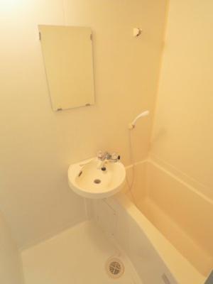 【浴室】ユー18ビル